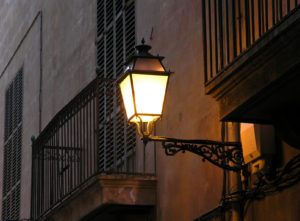 Stadtrundgang Palma de Mallorca bei Nacht